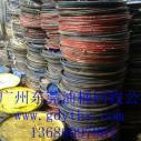 深圳200L油桶铁皮铁盖铁圈图片