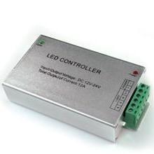 供应铝壳简易LED控制器,七彩RGB控制器、灯饰控制器批发