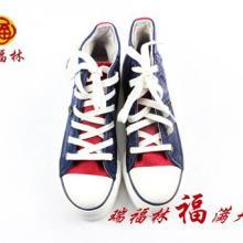 供应老北京布鞋休闲女鞋图片