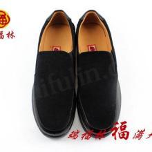 供应老北京布鞋中年男款图片