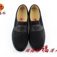 供应老北京布鞋男款图片