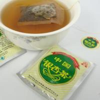 银杏叶茶加工