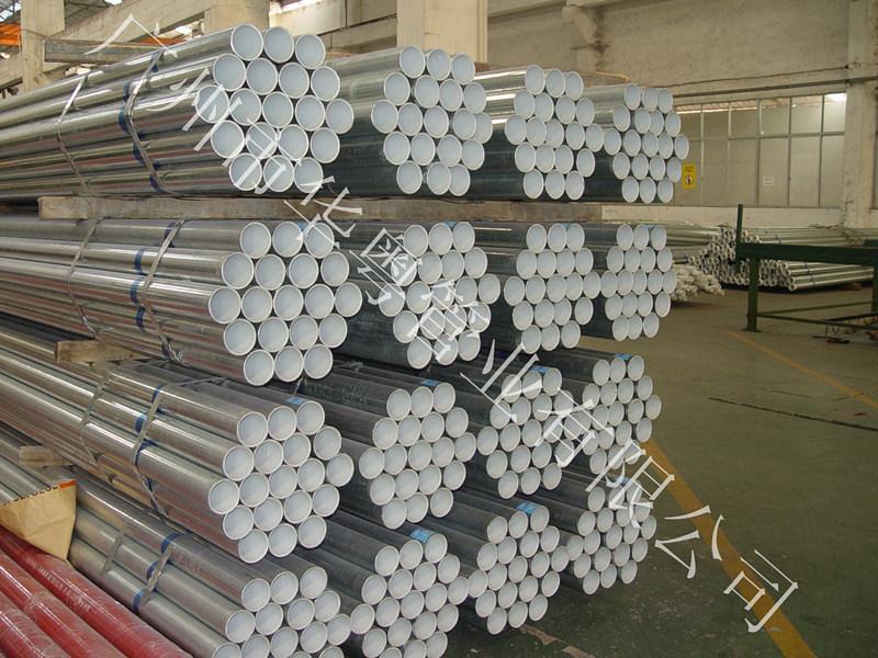 供应广州专业衬塑复合钢管厂家