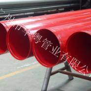 广州专业消防用涂覆钢管生产厂家图片