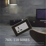 品牌优质墙壁开开关插座118型一开图片