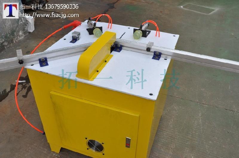 供应铝材45度90度切割机