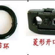 精密铸造轮胎保护链配件图片