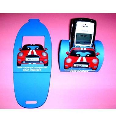 PVC手机座图片/PVC手机座样板图 (1)