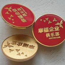 供应公司logo胸章定制/订做logo胸章/深圳做胸章的厂