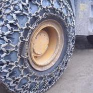 铸造轮胎保护链图片