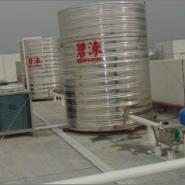 日照超低温空气能热泵热水方案设计图片
