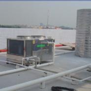 空气能热泵热水器生产厂家图片