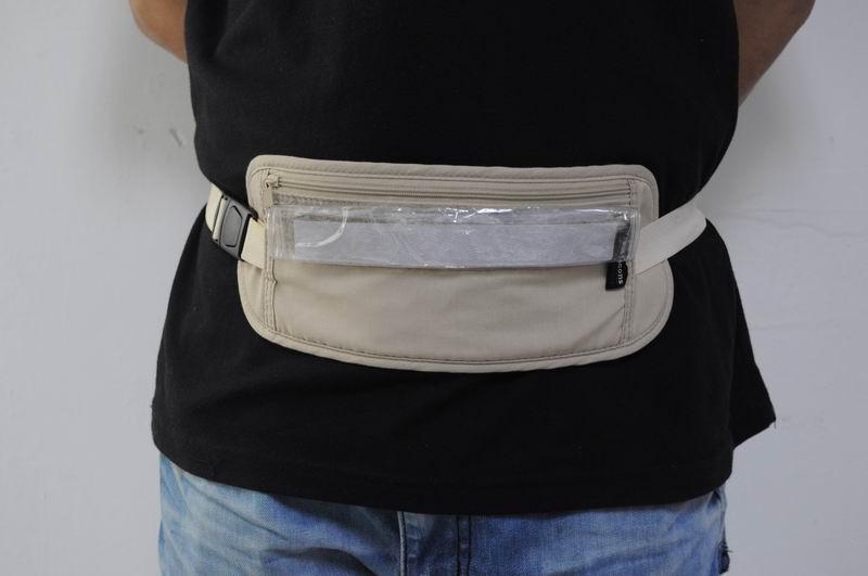 防盗腰包 男包 休闲腰包 户外腰包 女士腰包 时尚腰包 运动腰包