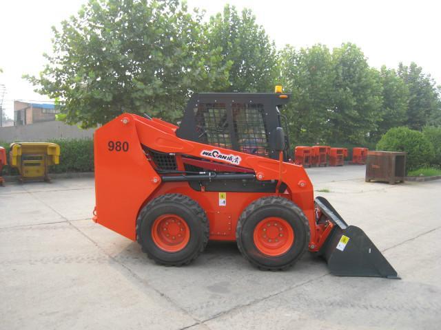 供应多功能滑移装载机GM980型