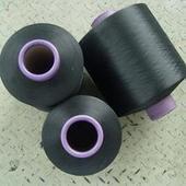 供应黑色纯棉纱黑色涤纶纱黑色涤纶丝纱黑色腈纶丝黑色腈纶纱批发