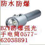 专业销售BZY6018防爆防水手电筒