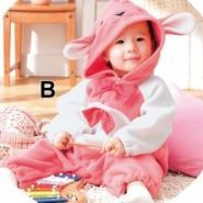厂家批发婴儿装连身衣批发图片