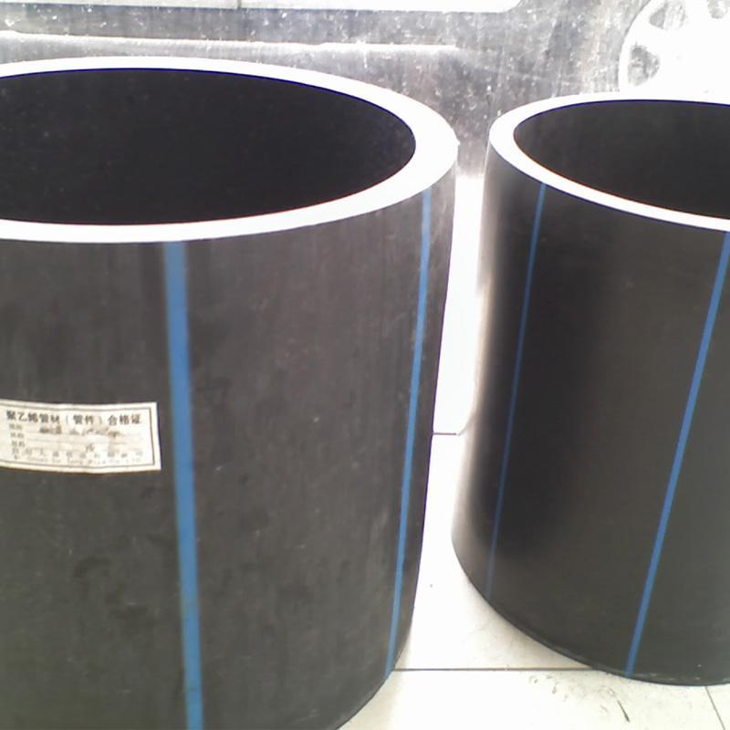 供应海诚管道HDPE给水管Φ110*1.0MPa