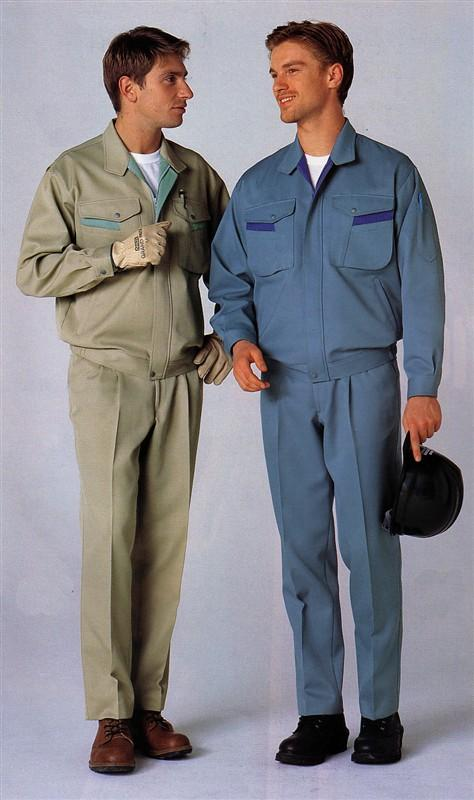厂家供应夹克工作服外套,洲之枫牌工作服员工爱穿的服装