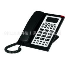 供应厂家直销带显示酒店电话机PH656D,来电显示,屏幕电话机批发