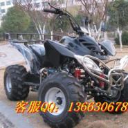 黑酷110CC大恐龙沙滩车图片