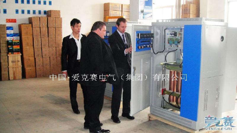 供应电力稳压器SBW-200KVA图片