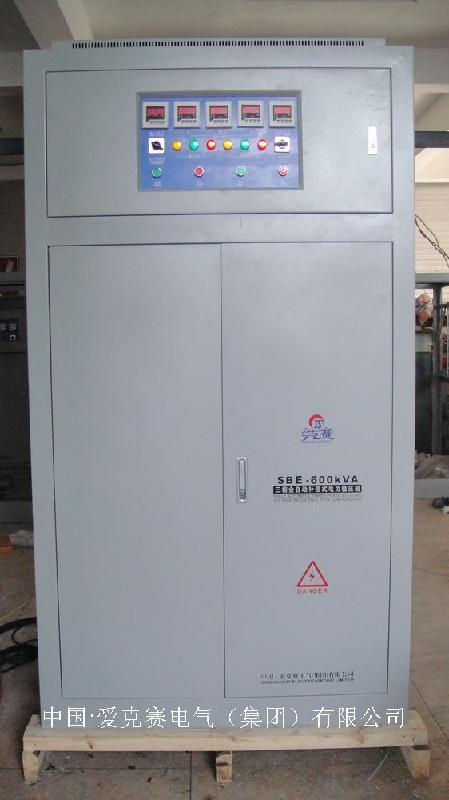 供应SBW系列稳压器SBW-600KVA图片