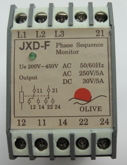 JXD-F相序断相保护器销售