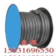 增强石墨碳纤维盘根图片