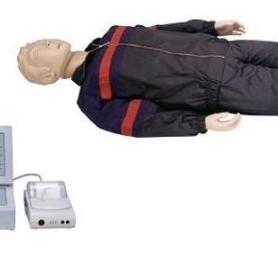 高级心肺复苏模型图片