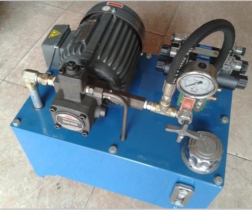 供应数控车床液压系统图片