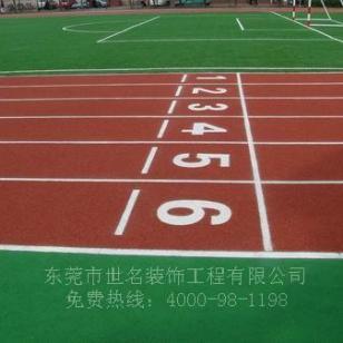 揭阳400米塑胶跑道图片