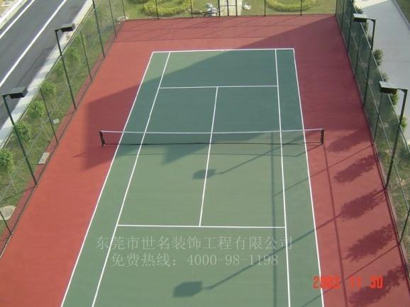 东莞网球场翻新 广州篮球场地面翻新 深圳羽毛球场地改造翻新 排球场