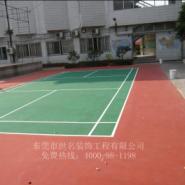 清溪羽毛球场建造图片