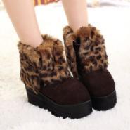 秋冬新款雪地靴女鞋图片