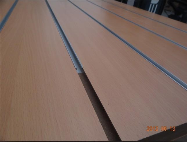 l 佛山市松艺装饰板材有限公司 -供应万用槽板slatwall