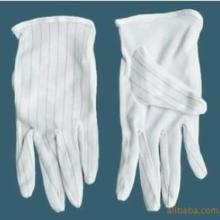 供应南京防静电点塑手套/防静电手套