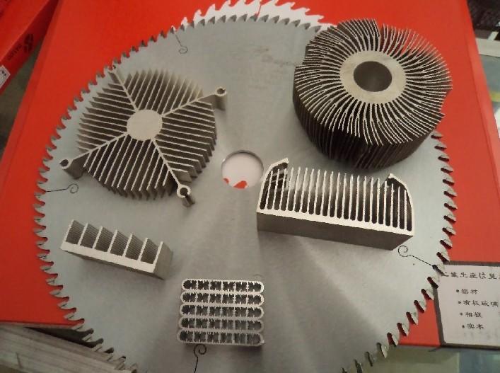 供应14寸16寸20寸精切断桥铝合金锯片,提供修磨补齿售后服务