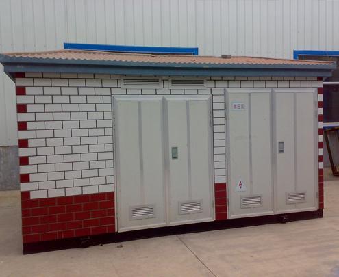 供应北京预装式箱式变电站图片