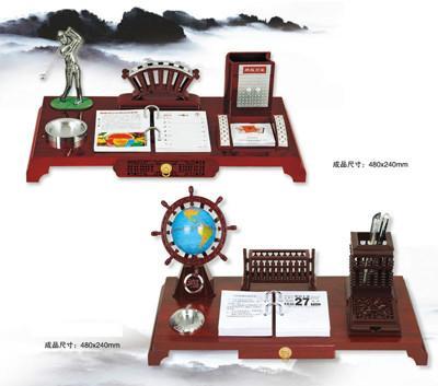 供应深圳红木台历印刷电话