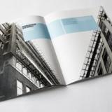 供应企业周刊印刷-专版挂历印刷制作