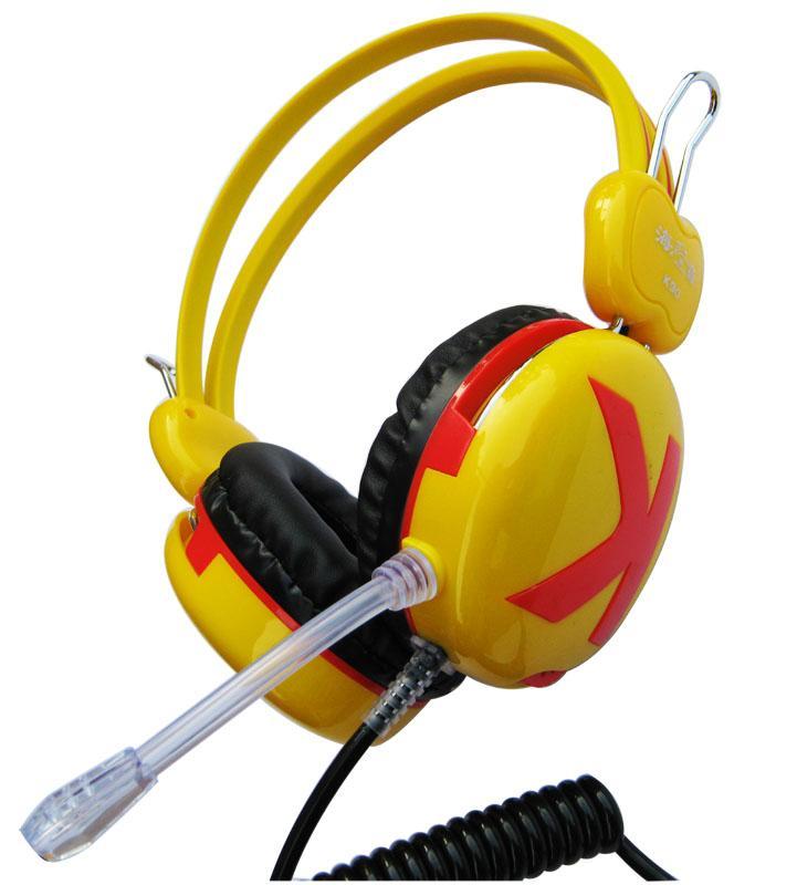 价廉质优 海豚音高品质 抗暴力网吧耳机推荐