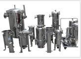 供應單袋式過濾器系列