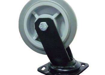定向万向聚胺脂脚轮重型工业轮图片