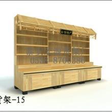 供应优质超市木质摆放架 干货架  散货架  可来图制作 厂家质量保证图片