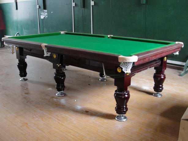 供应武汉台球桌双星008星牌台球桌武汉总代理伯爵台球桌总经销
