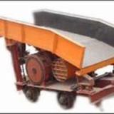 供应耙斗装岩机卸载槽