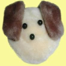 供应小玩具背包维尼熊/小玩偶手机袋熊猫/小玩具CD盒小狗狗批发
