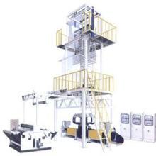 供应三层共挤旋转机头吹膜复合机组