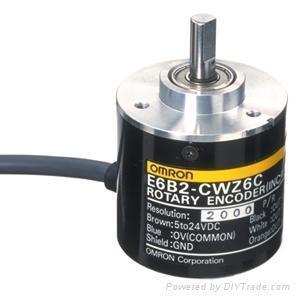 供应欧姆龙E6B2-CWZ6C